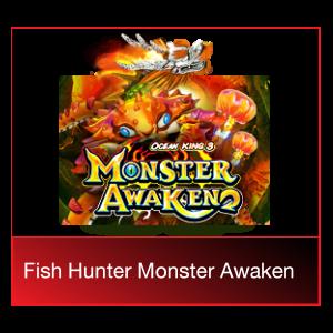 fish hunter monster awaken demo เกมยิงปลา