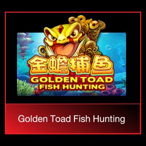 golden toad fish hunting slot demo