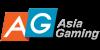 ag asia gaming logo